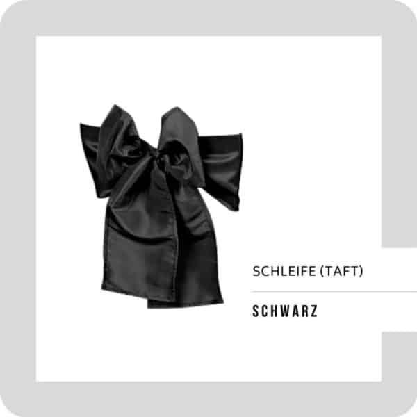 Schleife Schwarz